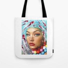 WomanFish Tote Bag