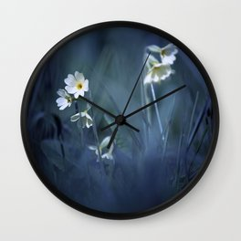Beauty in a Mess. Wall Clock