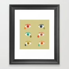 Cry me a river Framed Art Print