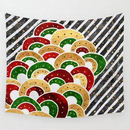 Christmas Luxe Wall Tapestry