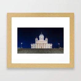 HELSINKI 02 Framed Art Print