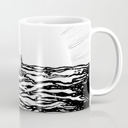 Abandoned to the Sun Coffee Mug