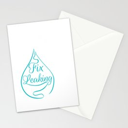 World Water Day - Fix Leaking Stationery Cards