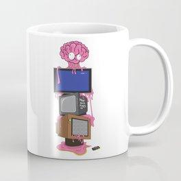 T.V Brainwash Coffee Mug