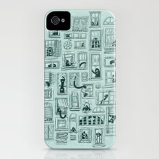 I've Seen Strange Things in City Windows iPhone (4, 4s) Slim Case