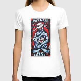 'Happiness Is A Choice' T-shirt