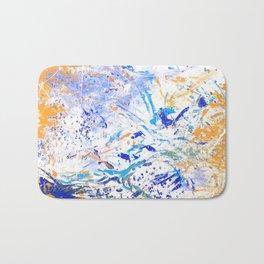 Paper cut Bath Mat