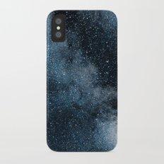 Space iPhone X Slim Case