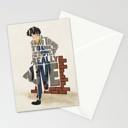 The Space Cowboy Stationery Cards