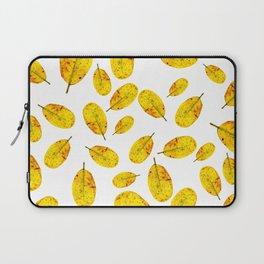 Autumn Gold Laptop Sleeve