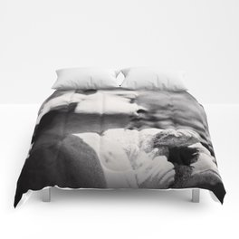 crafted stone 1 Comforters