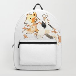 Fox Terrier Backpack