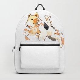 Fox Terrier Backpack