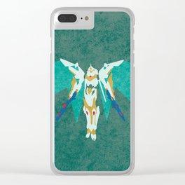 Lancelot Clear iPhone Case