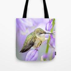 Sweet Dreams Little One-Hummingbird Tote Bag
