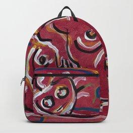 """Unsatisfied"" Backpack"