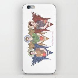 Supernatural Guardian Angels iPhone Skin