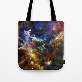 Cradle of Stars Tote Bag