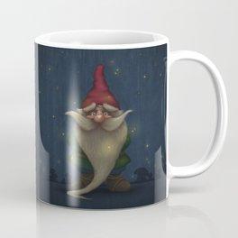 Old Christmas Gnome Coffee Mug