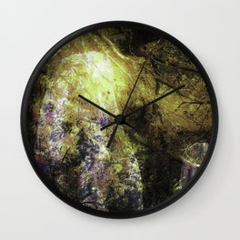 Standing Stones; Echoes of The Ancients Wall Clock