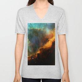 Nebula Omega Unisex V-Neck
