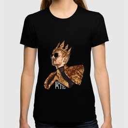 King Bill - White Text T-shirt