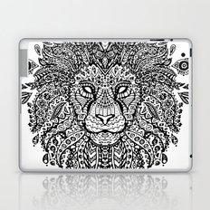 Lion Mandala Laptop & iPad Skin