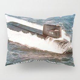USS ETHAN ALLEN (SSBN-608) Pillow Sham