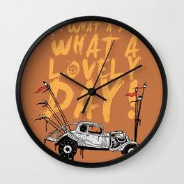 Lovely Wall Clock