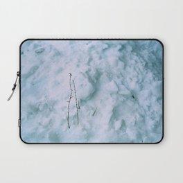Snow #3 Laptop Sleeve