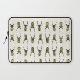 Cyclommatus Elaphus (Stag Beetle) Laptop Sleeve