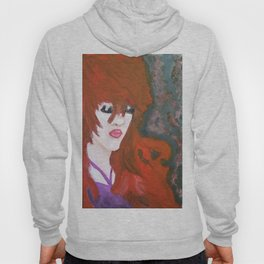 Lady red Hoody