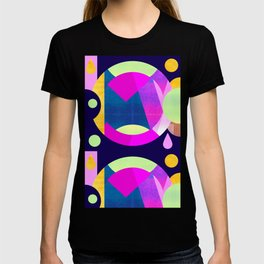 Abstractions No. 5: Pyramid T-shirt