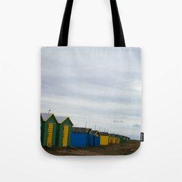 Littlehampton Beach_3 Tote Bag