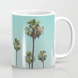 palm trees. las palmeras Coffee Mug