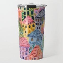 Summer City Travel Mug