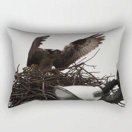 Osprey female- Arnprior 2017 Rectangular Pillow