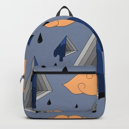 Blue Py Backpack