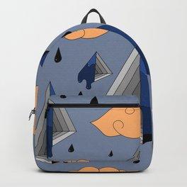 Blue Py Backpack