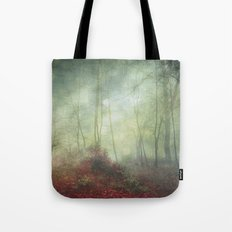 Light in the Forest Tote Bag