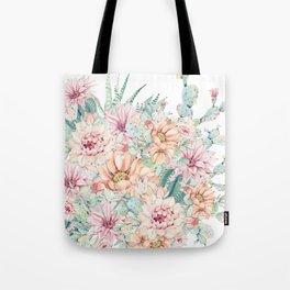 Cacti Jungle Tote Bag