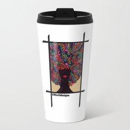 RAINBOW HAIR Travel Mug