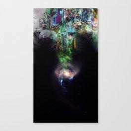 Leaving Underworld Paradise Canvas Print