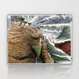 The Earth Golem Laptop & iPad Skin
