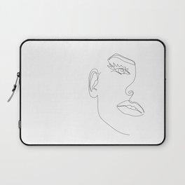 Fine Line Beauty Laptop Sleeve