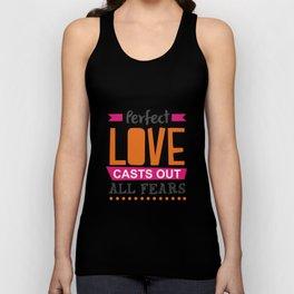 Perfect Love Unisex Tank Top