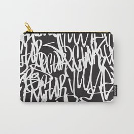 Graffiti illustration 07 Carry-All Pouch