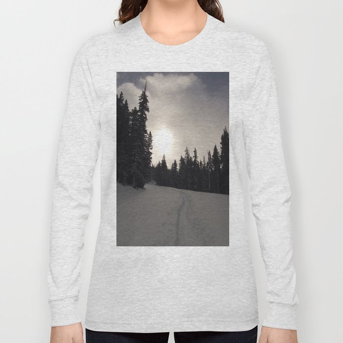 Earning Turns Long Sleeve T-shirt