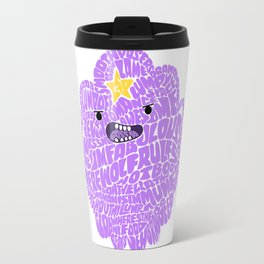 LSP Word Art Travel Mug