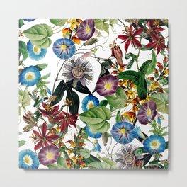 Exotic Bloom Metal Print